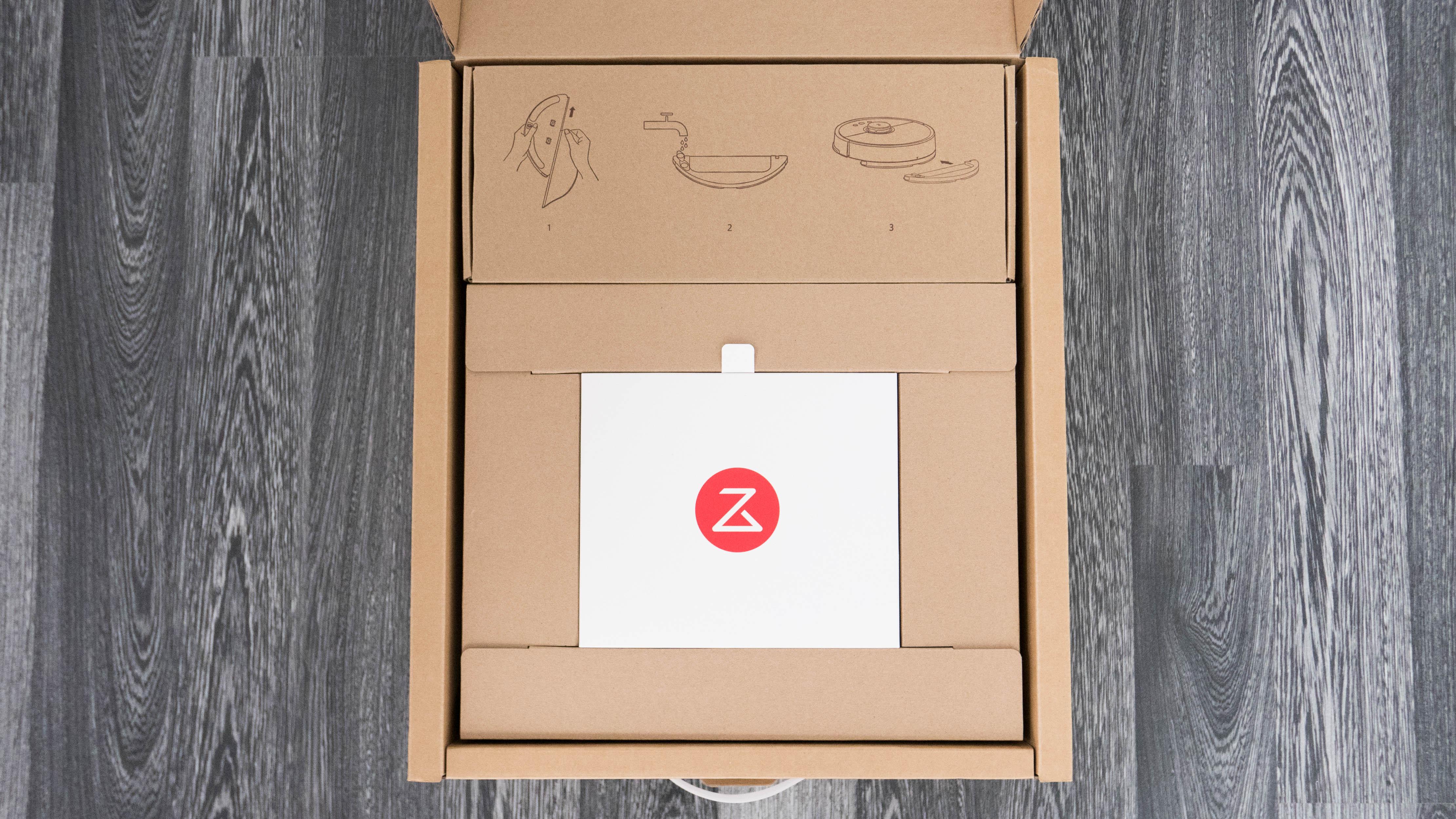 Xiaomi Mi Robot 2 Auspacken 5