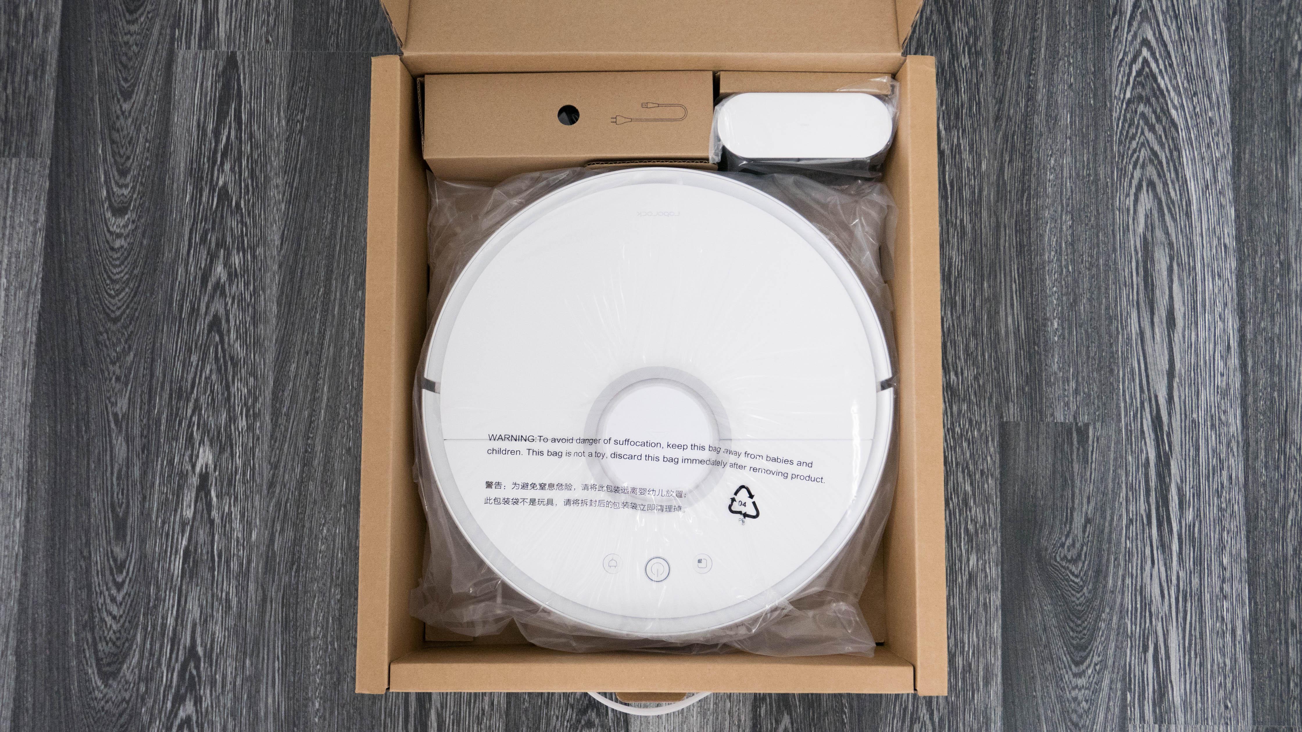 Xiaomi Mi Robot 2 Auspacken 6