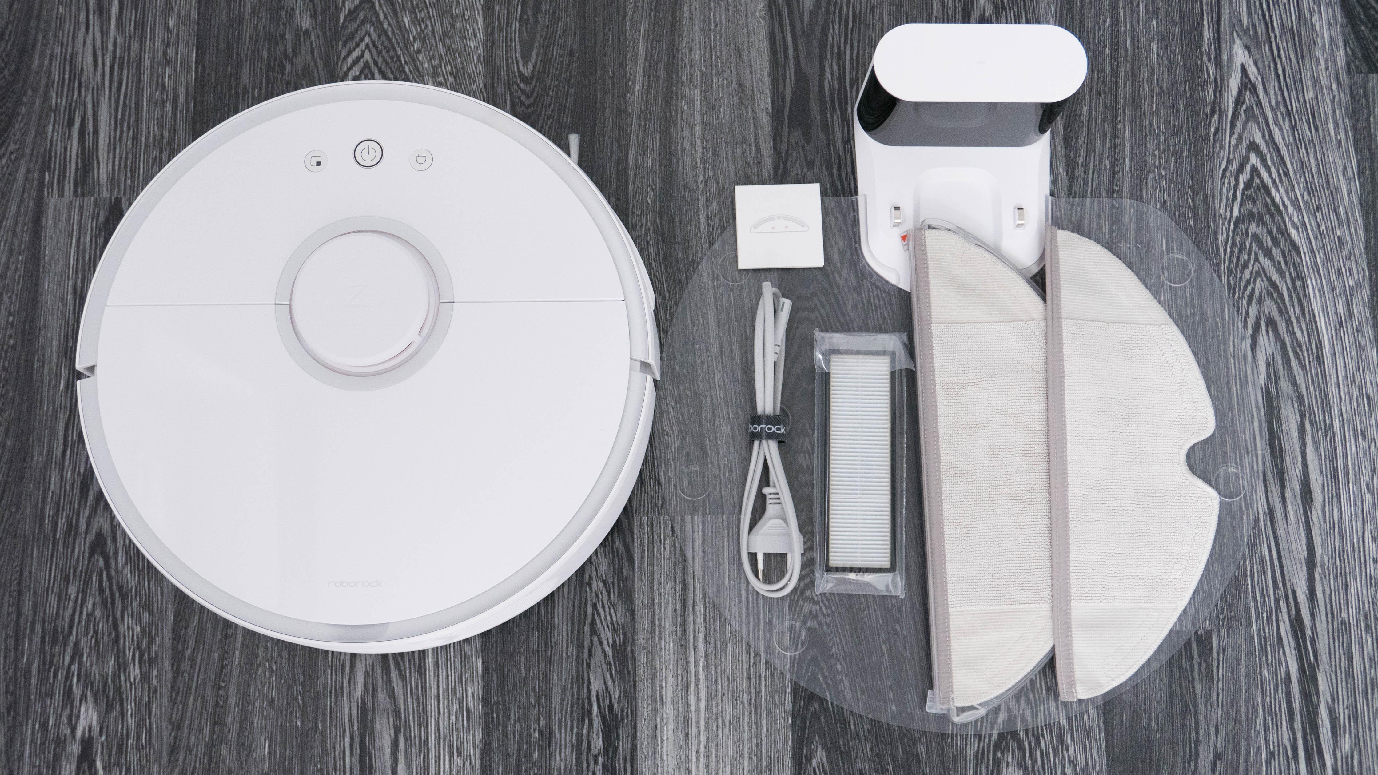 Xiaomi Mi Robot 2 Auspacken 8