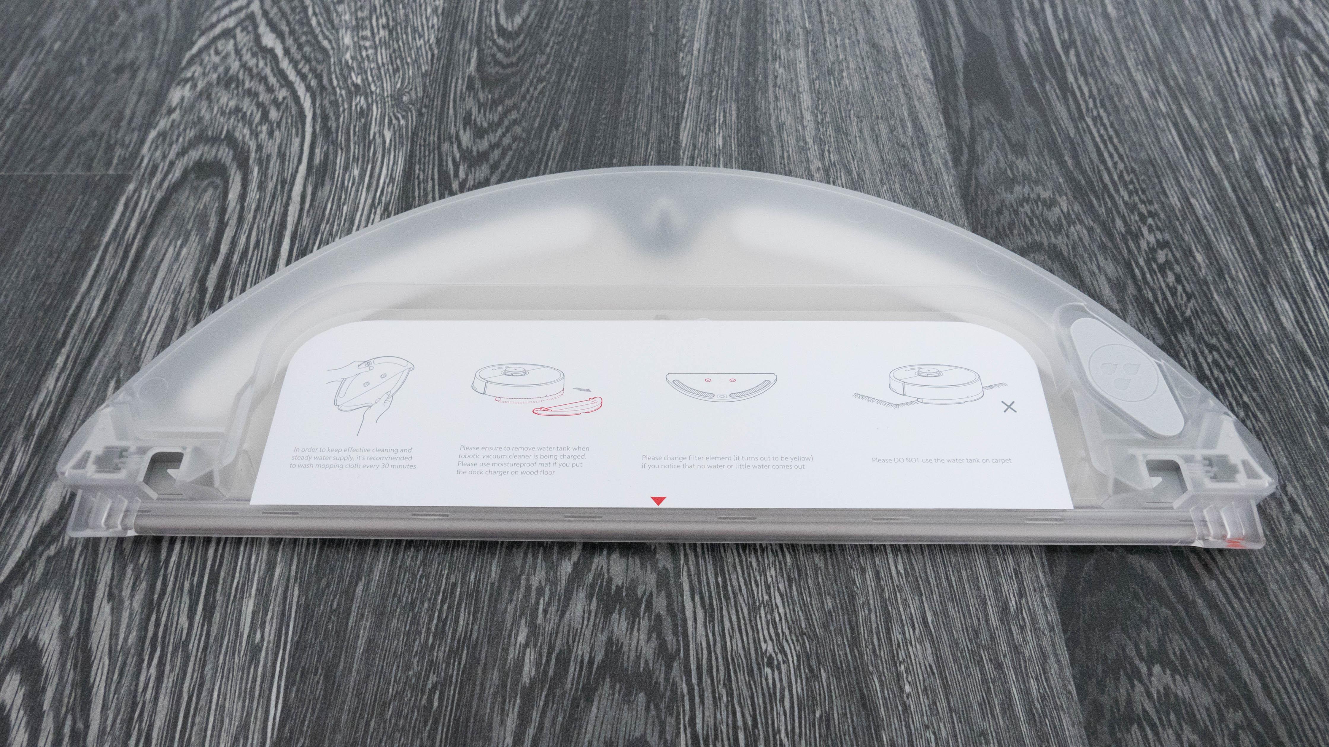 Xiaomi Mi Robot 2 Wassertank 1