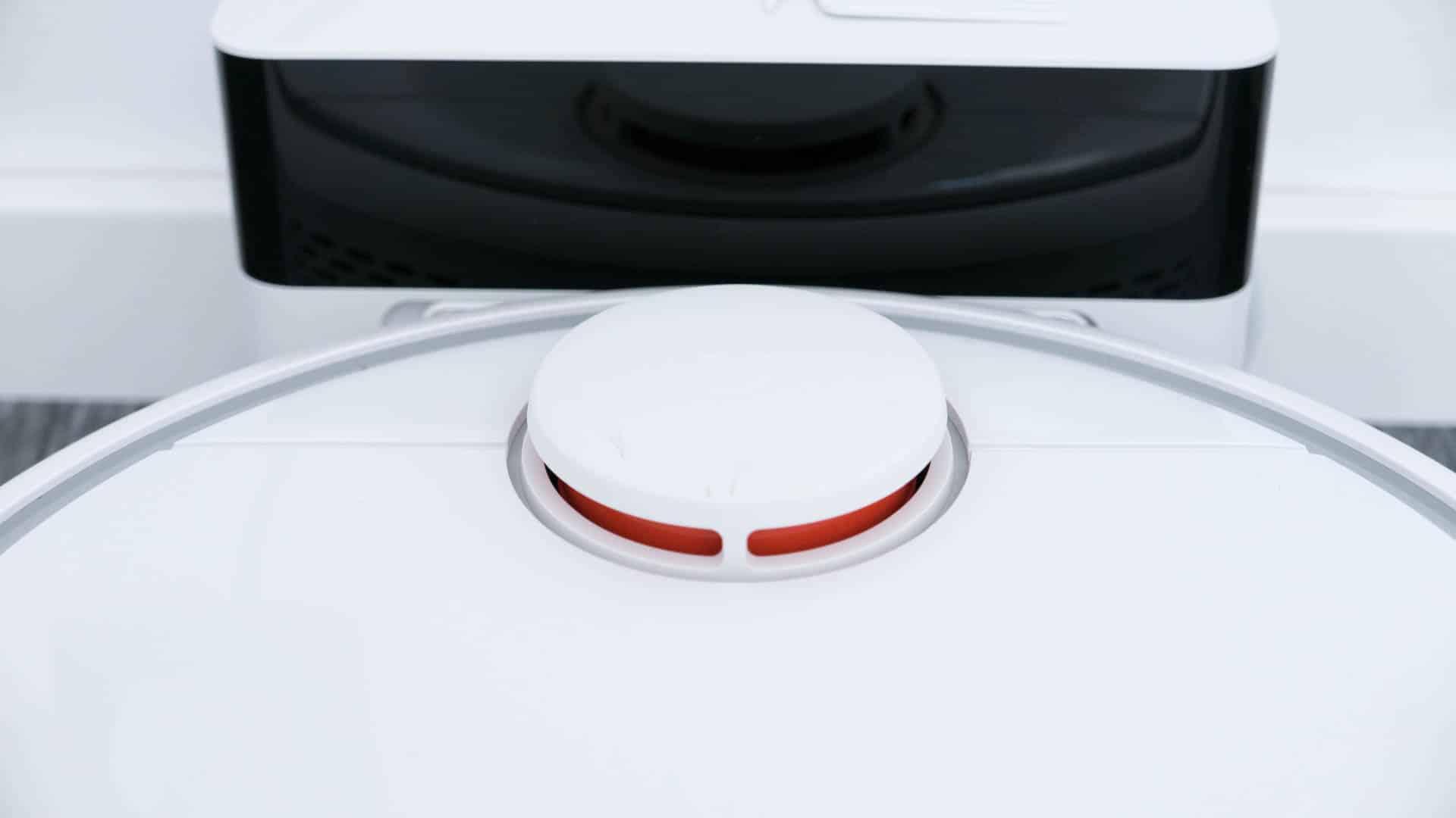 Xiaomi-Mi-Staubsauger-Roboter-im-Test-Laser-Sensor