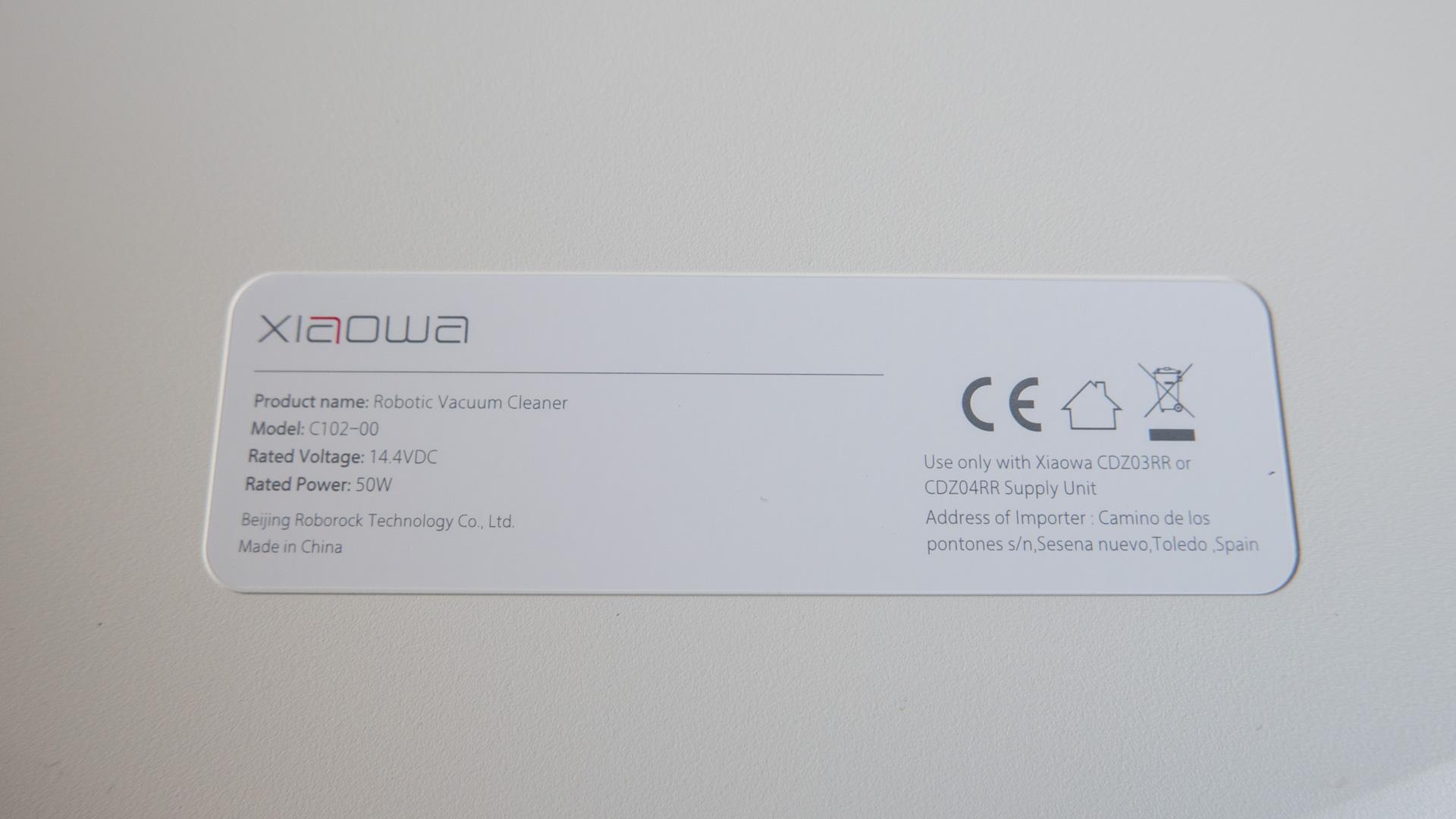 Xiaomi Roborock Xiaowa C10 Details 24