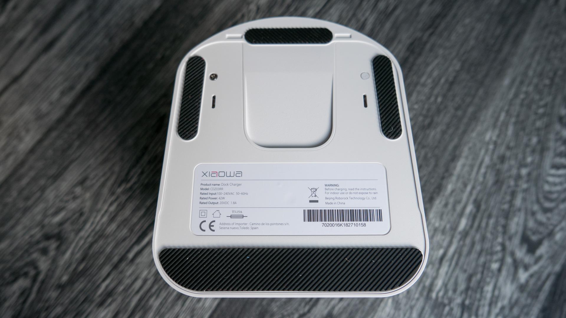 Xiaomi Roborock Xiaowa C10 Ladestation 05