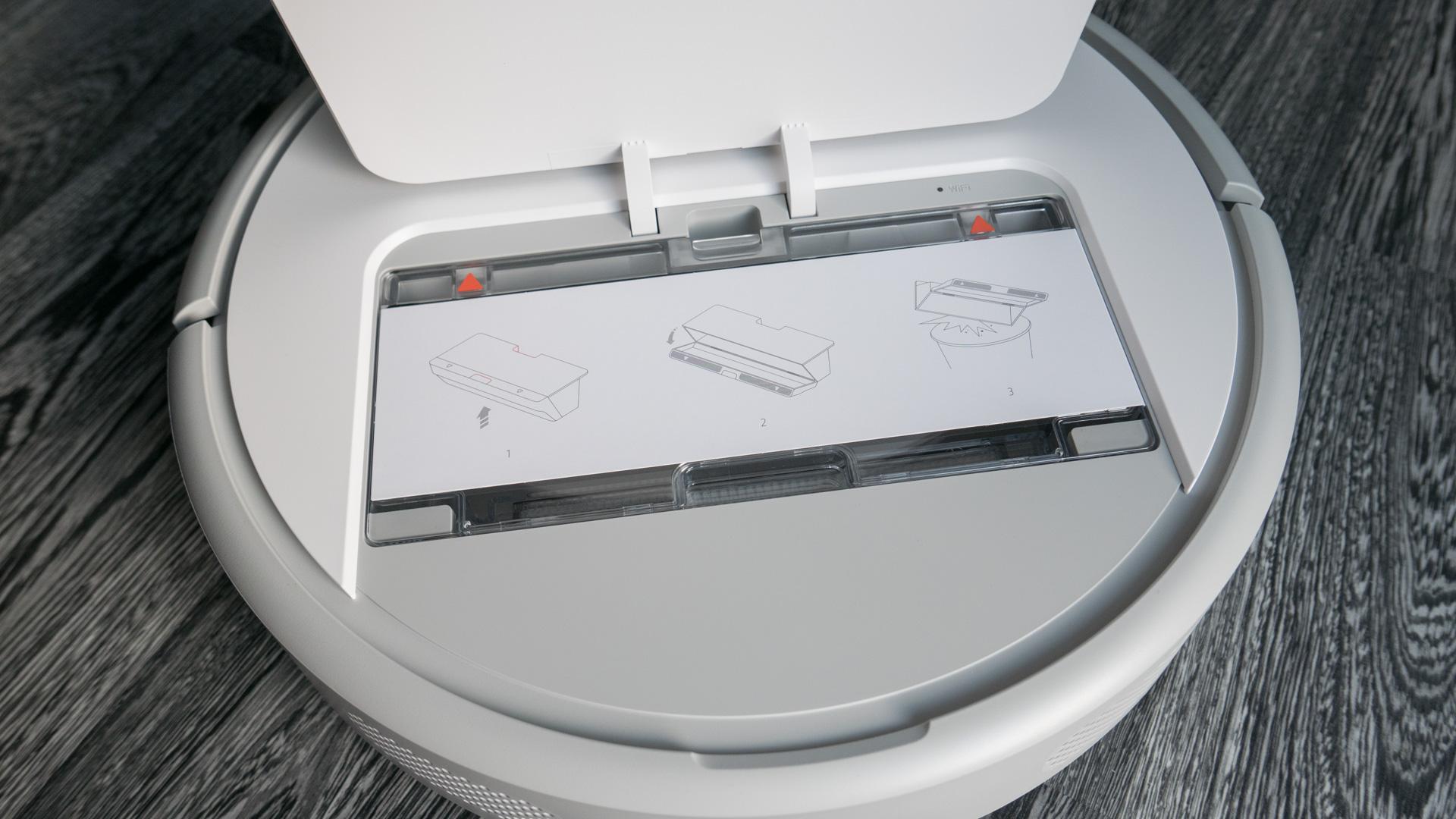 Xiaomi Roborock Xiaowa C10 Staubbehälter 02