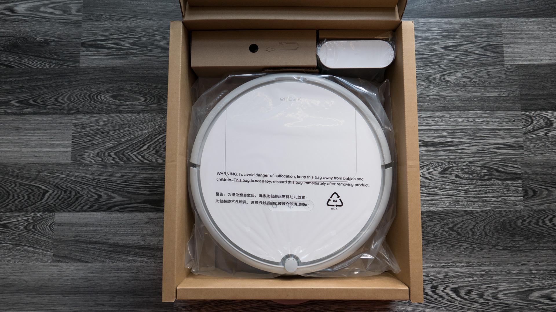 Xiaomi Roborock Xiaowa C10 Unboxing 04
