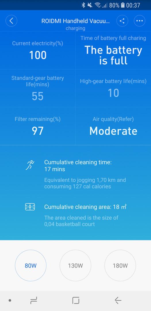 Xiaomi Roidmi App Details 08