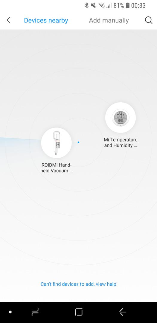Xiaomi Roidmi App einrichten 02