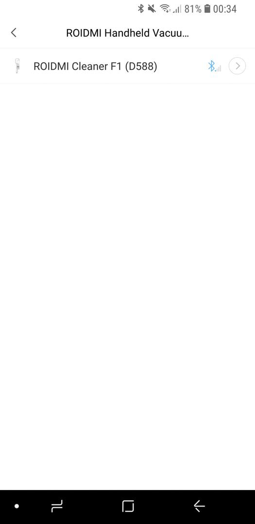 Xiaomi Roidmi App einrichten 03