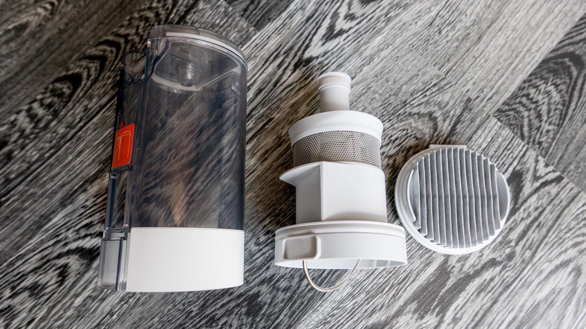 Xiaomi Roidmi Staubbehälter 13