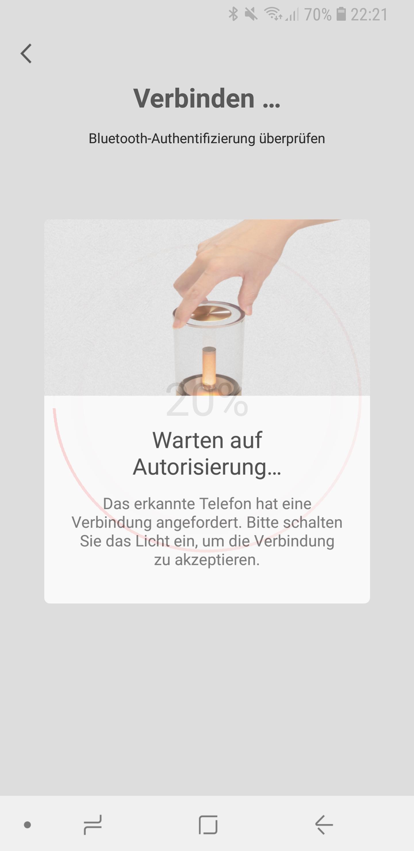 Xiaomi Yeelight Candela App 5