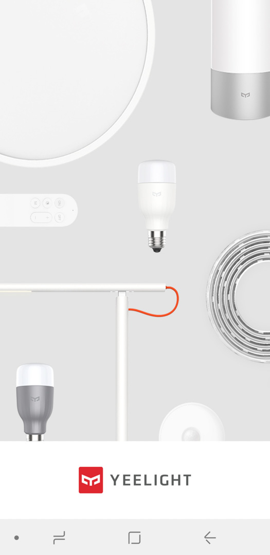 Xiaomi Yeelight Color Bulb einrichten 01