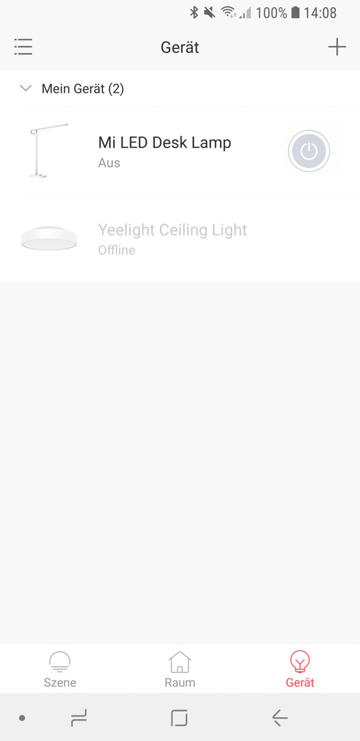 Xiaomi Yeelight Color Bulb einrichten 02