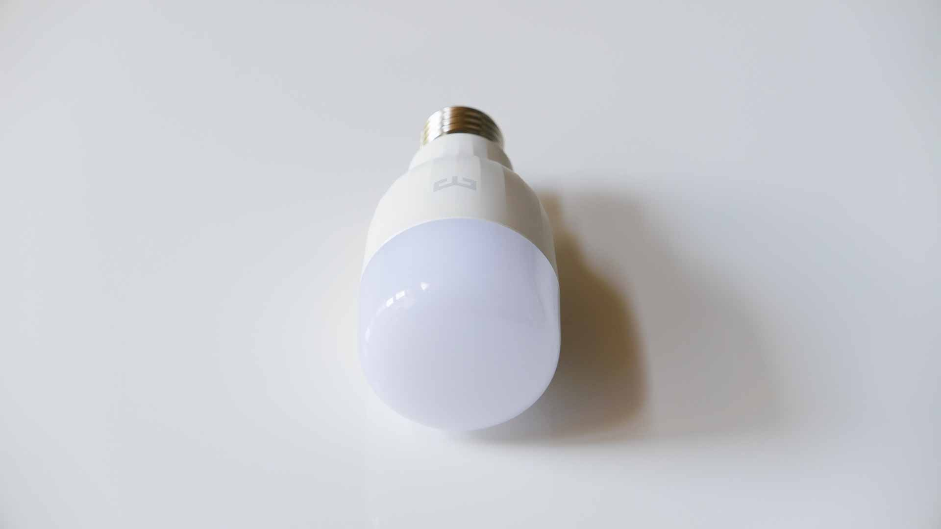 Xiaomi-Yeelight-e27-Lampe-in-weiß-5