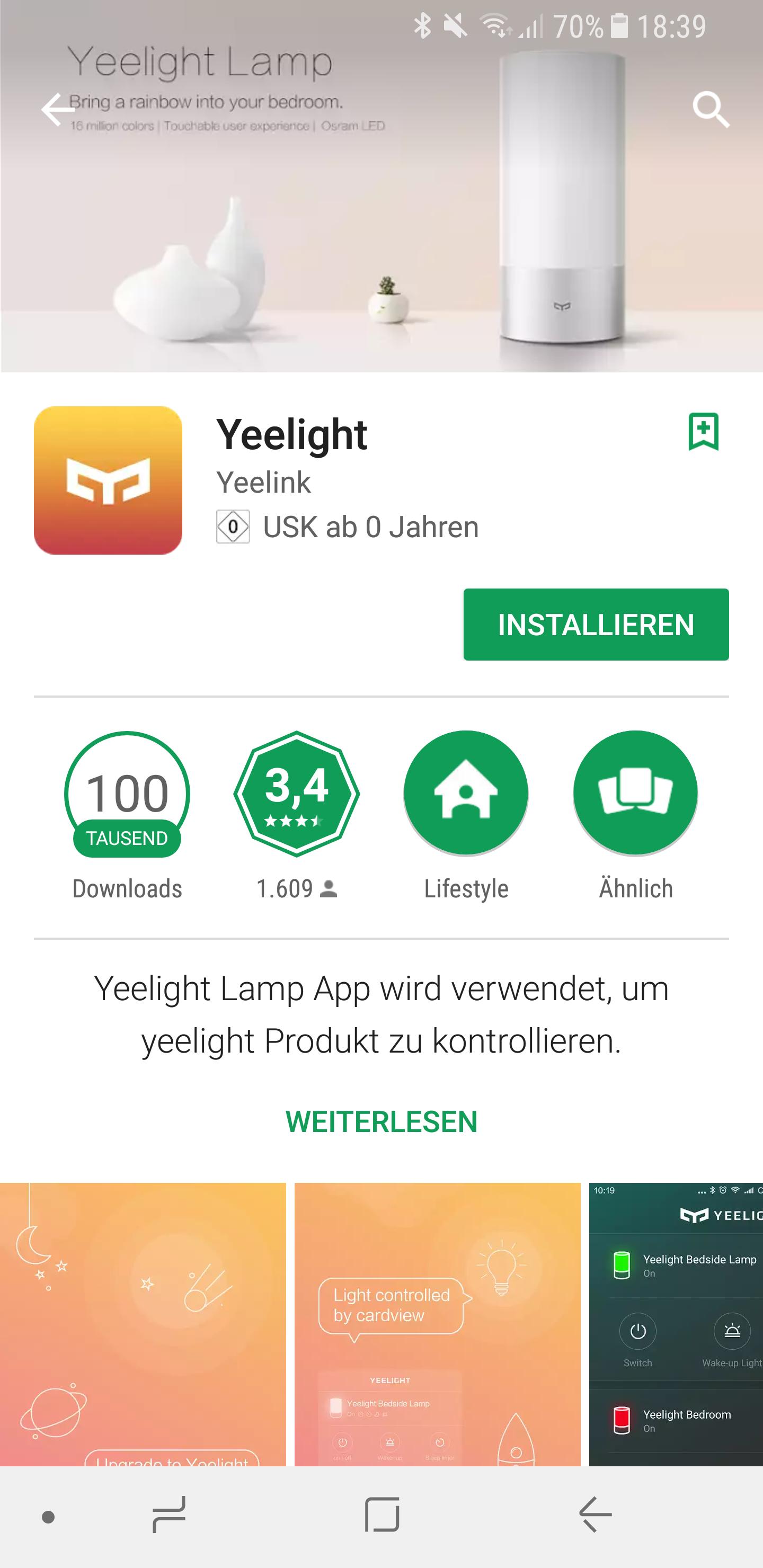 Xiaomi-Yeelight-Lampen-und-Gl%C3%BChbirnen-installieren-und-einrichten-1 Spannende Lampen Per App Steuern Dekorationen