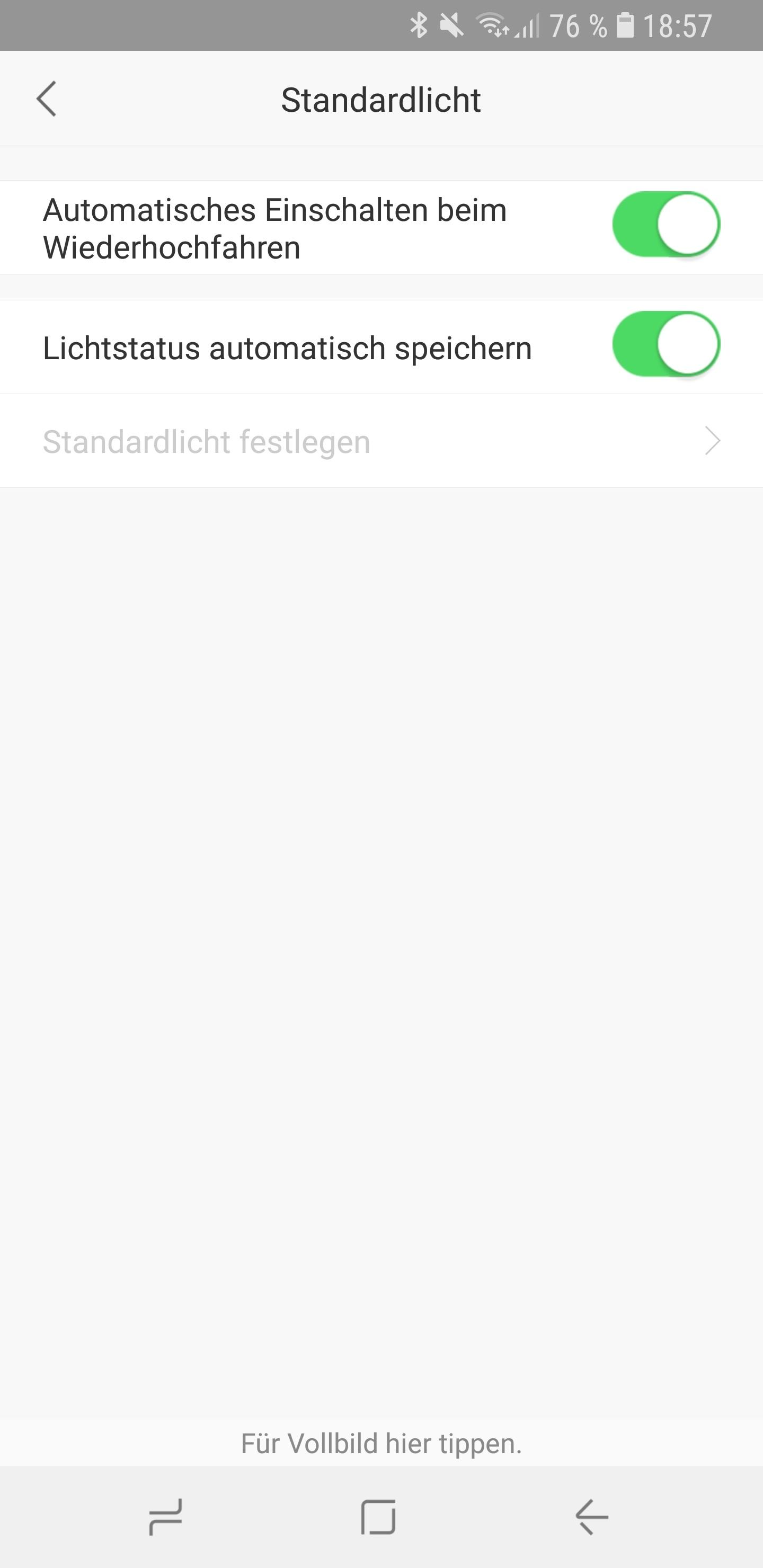 Xiaomi Yeelight LED Ceiling Light Screenshot 16