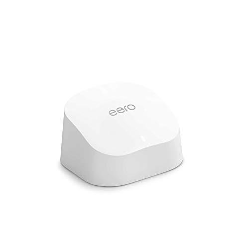 Wir stellen vor: Amazon eero 6 Dualband-Mesh-Wi-Fi-6-Signalverstärker...