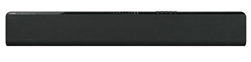 Yamaha YAS-105 Soundbar (7.1-Kanal Surround Sound, Bluetooth) schwarz