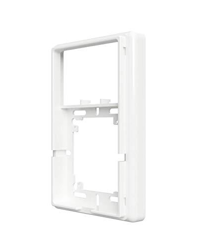 Samotech® 1-fach Weiß Abdeckrahmen für Philips Hue Dimmer V1...