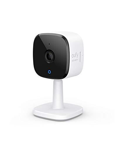 eufy Security Indoor Cam 2K Plug-In Überwachungskamera für...