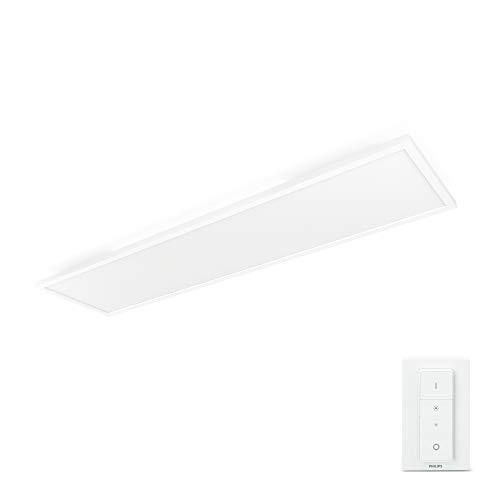 Philips Hue White Ambiance LED Panelleuchte Aurelle, inkl....