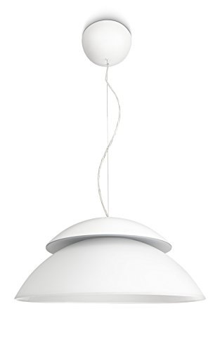 Philips Hue LED Pendelleuchte Beyond Erweiterung, dimmbar, bis zu 16...