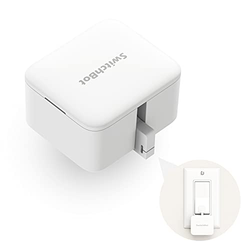SwitchBot - Smarter Kippschalter - Keine Verkabelung, App und Timer...