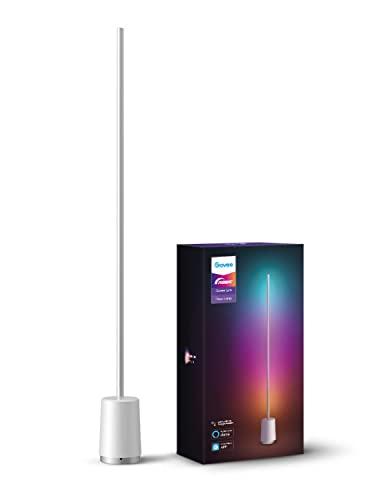 Govee Lyra Smart Stehlampe, WiFi RGBICWW Standleuchte funktioniert mit...