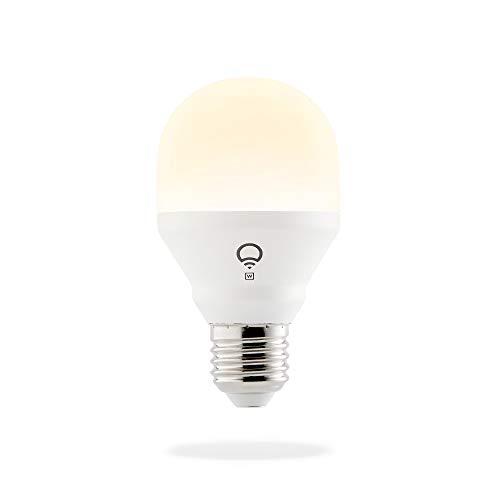 LIFX Mini White Wi-Fi Smart LED Light Bulb E27