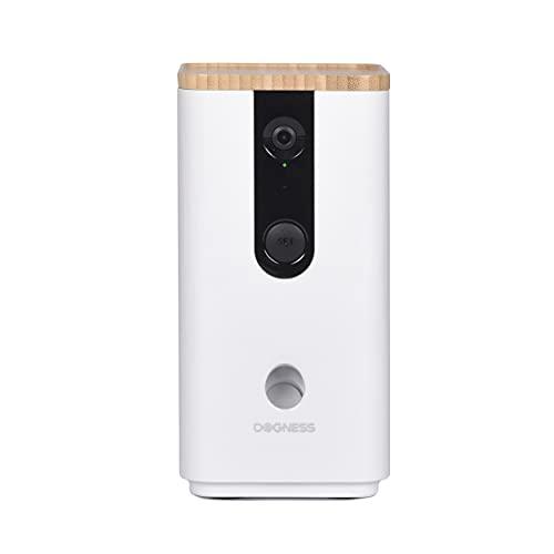 DOGNESS Smart Cam Treater – Steuerung per App, mit Kamera, Mikrofon...
