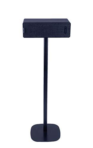 Vebos Standfuß IKEA Symfonisk horizontal schwarz - Hohe Qualität en...