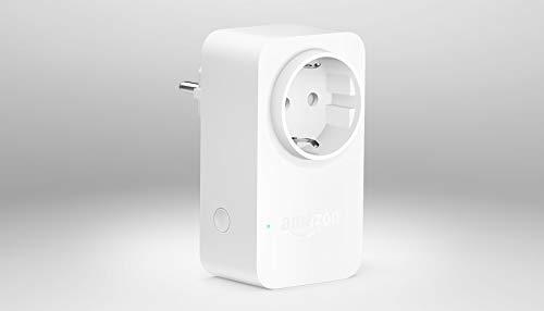 Amazon Smart Plug (WLAN-Steckdose), funktioniert mit Alexa, Gerät...