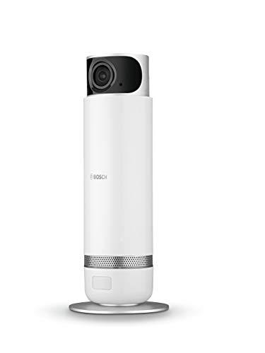 Bosch Smart Home 360° Innenkamera (kompatibel für Echo Show, Echo...