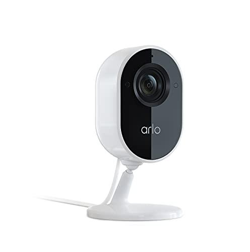 Arlo Essential Indoor WLAN Überwachungskamera für den Innenbereich,...