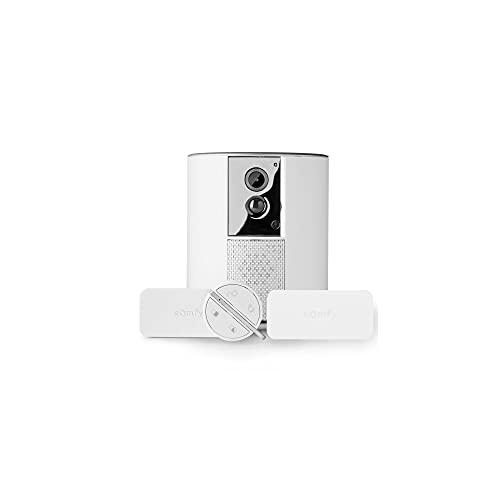 Somfy 1875249 Alarmsystem mit integrierter Full HD-Überwachungskamera...