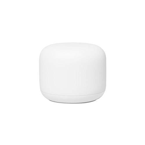 Google Nest Wifi Router, Weiß. Dein Zuhause. Einfach. Verbunden.