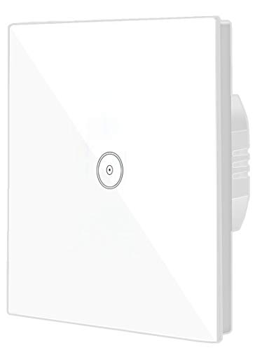 JinvooSmart WiFi Smart Wall Switch 1 Gang EU Switch Panel Compatiable...