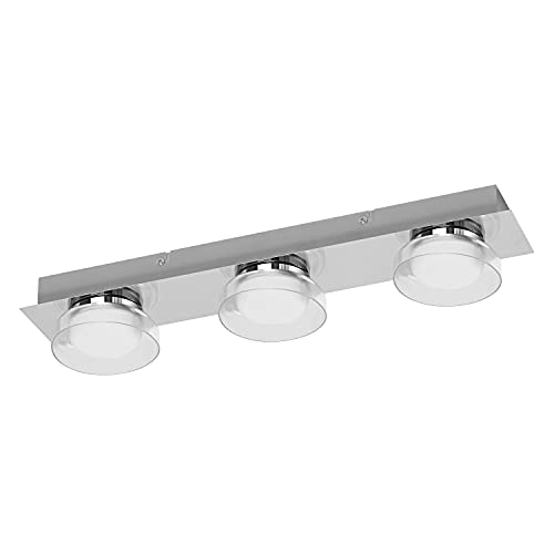 LEDVANCE Smart LED Badezimmerlampe chrome, 18W, 1800LM, 3000-6500K,...