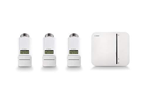 Bosch Smart Home Heizkörperthermostat-Set mit App-Funktion