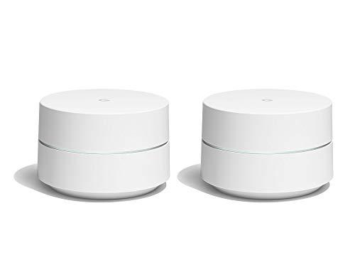 Google WiFi-Router Wireless Bluetooth Weiß 2er Pack