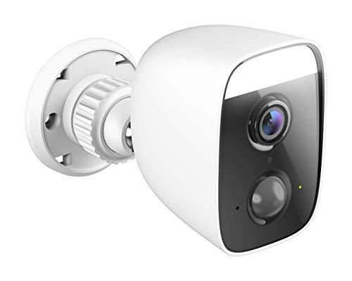 D-Link DCS-8627LH Full HD Outdoor Wi-Fi Spotlight Camera (Alexa &...
