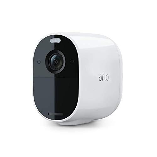 Arlo Essential Spotlight WLAN Überwachungskamera | Kabellos, Innen /...