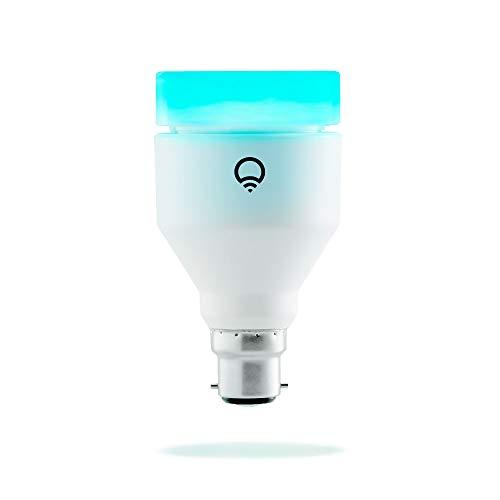 LIFX (B22) smarte WLAN LED-Birne, einstellbar, dimmbar, kein Hub...