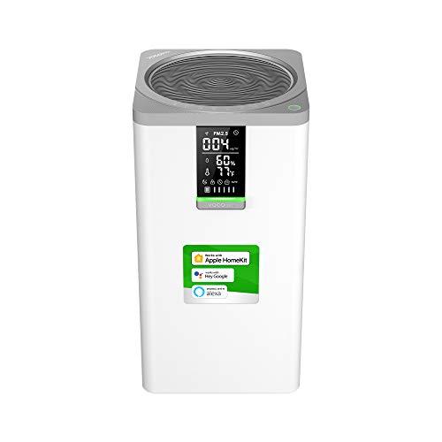 HomeKit HEPA Luftreiniger, VOCOlinc Wifi 3-stufiger Luftreiniger für...