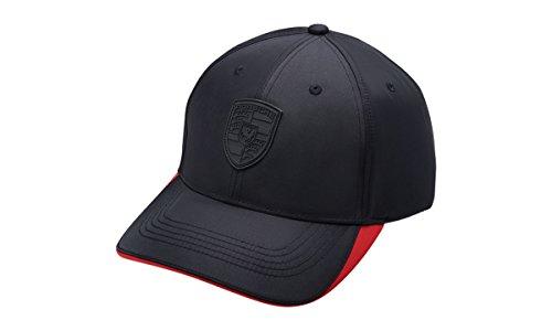 Porsche Cap, schwarz/rot - WAP4900100J