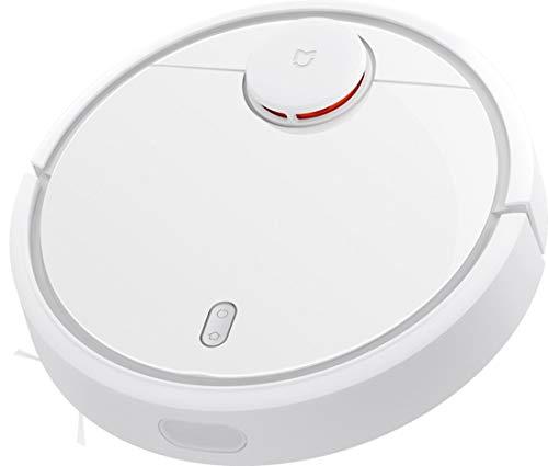 Xiaomi SDJQR02RR 6970244529862 Roboter-Staubsauger Alu Weiß, white...