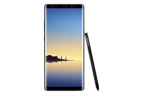 Samsung Galaxy Note8 Duos Midnight Black N950F/DS 64 GB Android...