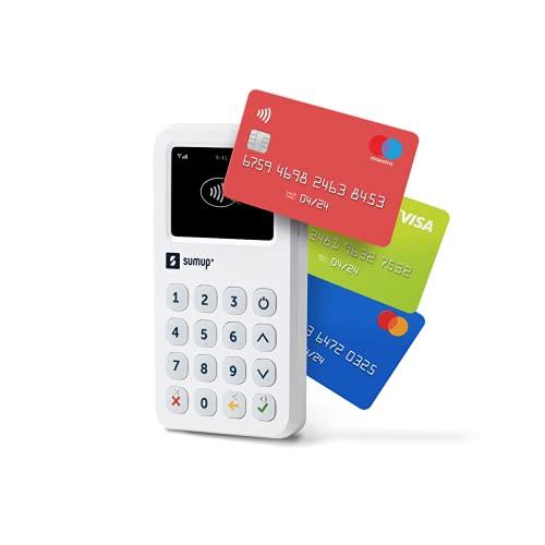 SumUp 3G und WLAN Kreditkartenzahlungsleser & Drucker – Kostenlose...