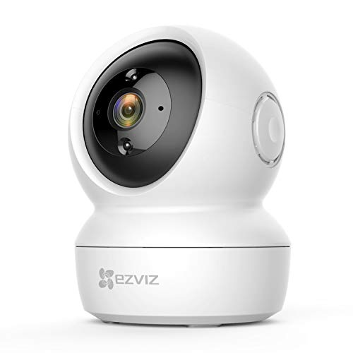 EZVIZ 1080P WLAN IP Kamera mit Zwei-Wege-Audio, Innen schwenkbare...
