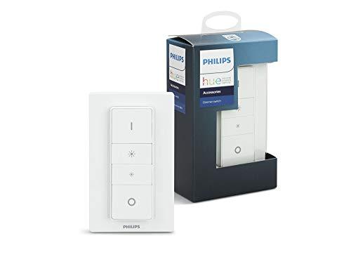 Philips Hue Wireless Dimming Schalter, komfortabel dimmen ohne...