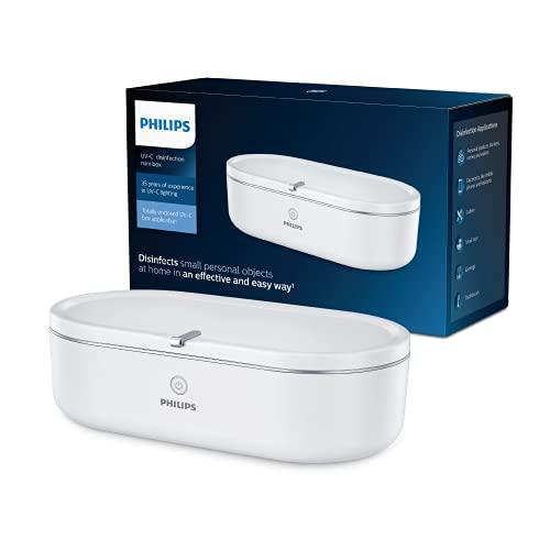 Philips UV-C Mini Desinfektionsbox, 4W, weiß